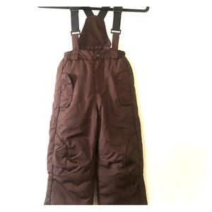Other - Brown snow suit